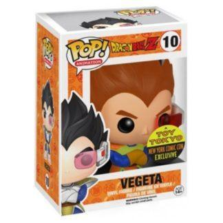 Figurine Funko Pop 10 Vegeta Chase (Dragon Ball Z)