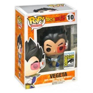Figurine Funko Pop 10 Vegeta Metallic (Dragon Ball Z)