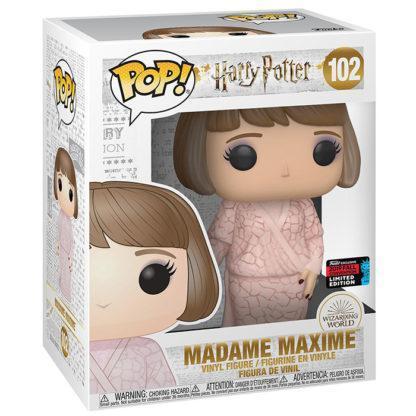 Figurine Funko Pop 102 Madame Maxime Supersized (Harry Potter)