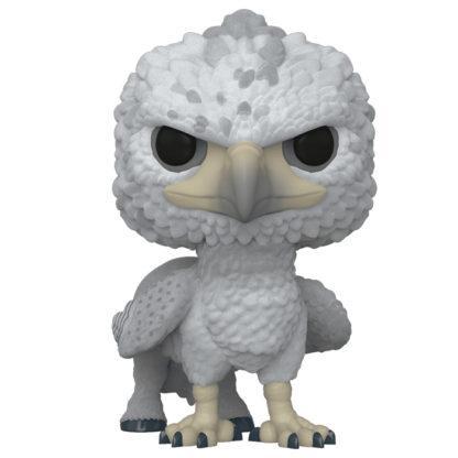 Figurine Funko Pop 104 Buckbeak Flocked (Harry Potter)