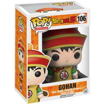 Figurine Funko Pop 106 Gohan (Dragon Ball Z)