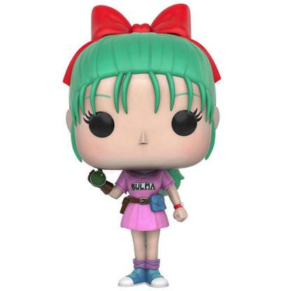 Figurine Funko Pop 108 Bulma (Dragon Ball)