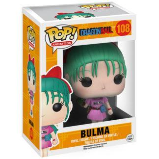 Figurine Funko Pop 108 Bulma (Dragon Ball)