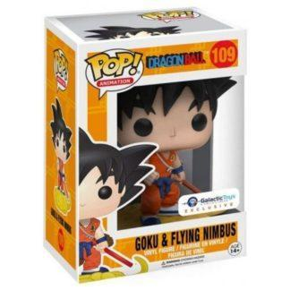 Figurine Funko Pop 109 Goku & Flying Nimbus (Dragon Ball Z)