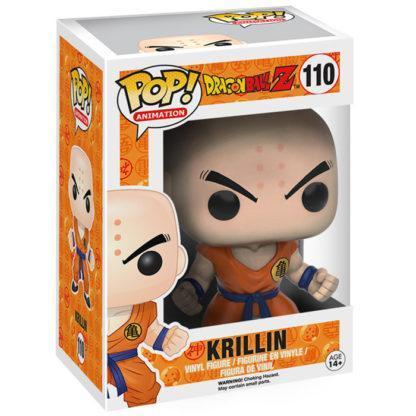 Figurine Funko Pop 110 Krillin (Dragon Ball Z)