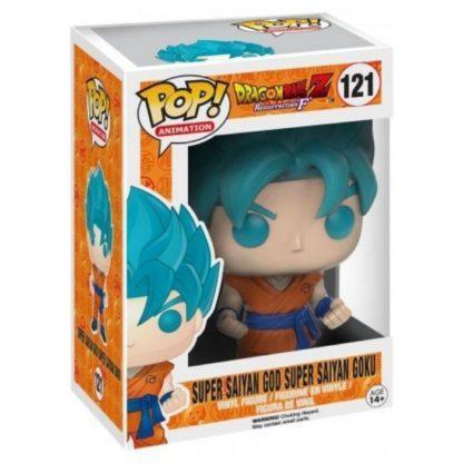 Figurine Funko Pop 121 Super Saiyan God Super Saiyan Goku (Dragon Ball Z)