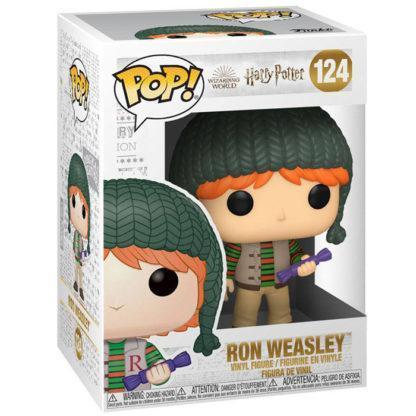 Figurine Funko Pop 124 Ron Weasley (Harry Potter)