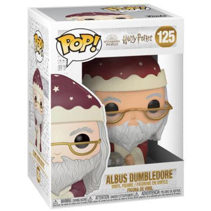 Figurine Funko Pop 125 Albus Dumbledore (Harry Potter)