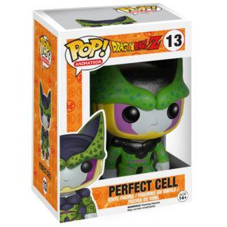 Figurine Funko Pop 13 Perfect Cell (Dragon Ball Z)