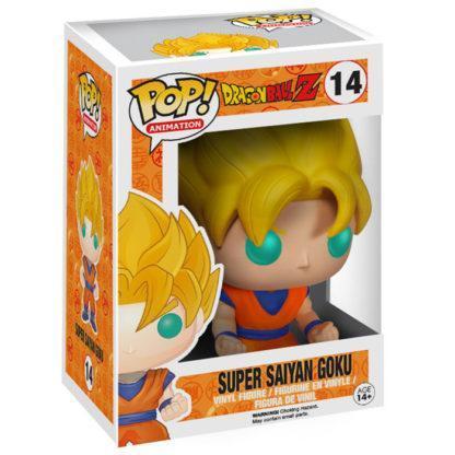 Figurine Funko Pop 14 Super Saiyan Goku (Dragon Ball Z)