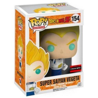 Figurine Funko Pop 154 Super Saiyan Vegeta (Dragon Ball Z)