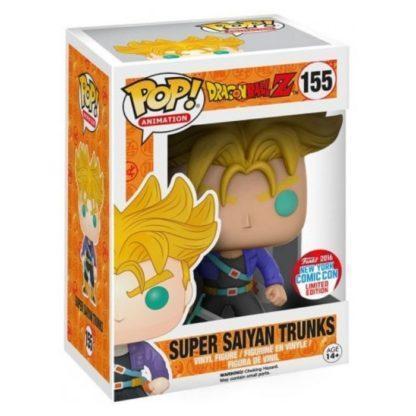 Figurine Funko Pop 155 Super Saiyan Trunks (Dragon Ball Z)