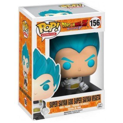 Figurine Funko Pop 156 Super Saiyan God Super Saiyan Vegeta (Dragon Ball Z)