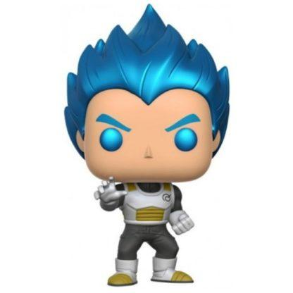Figurine Funko Pop 156 Super Saiyan God Super Saiyan Vegeta Metallic (Dragon Ball Z)