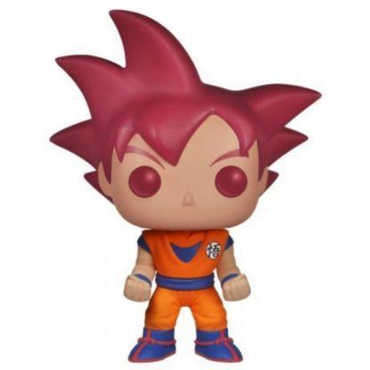 Figurine Funko Pop 24 Goku Super Saiyan God (Dragon Ball Z)