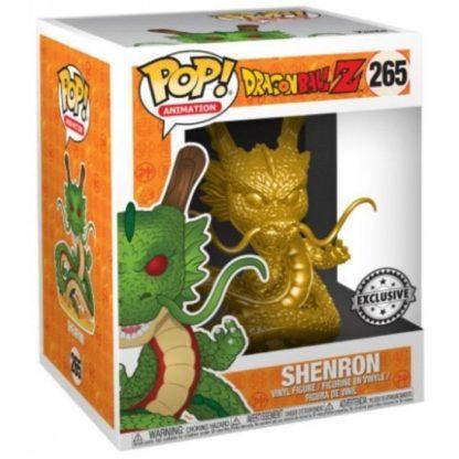 Figurine Funko Pop 265 Shenron Supersized Gold (Dragon Ball Z)