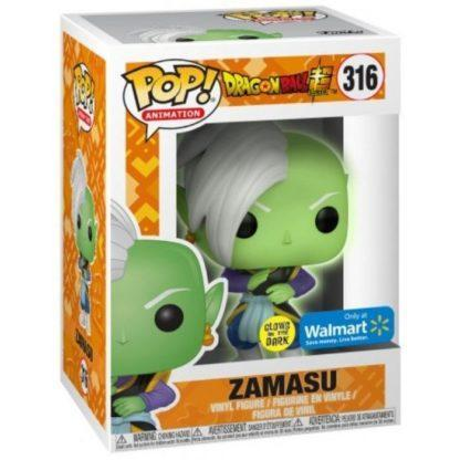 Figurine Funko Pop 316 Zamasu Glow in the Dark (Dragon Ball Super)