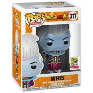 Figurine Funko Pop 317 Whis Metallic (Dragon Ball Super)