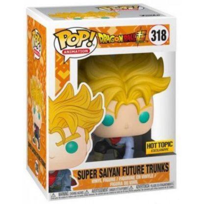 Figurine Funko Pop 318 Super Saiyan Future Trunks (Dragon Ball Super)
