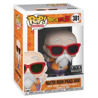 Figurine Funko Pop 381 Master Roshi Peace Sign (Dragon Ball Z)