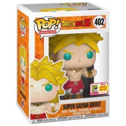 Figurine Funko Pop 402 Super Saiyan Broly (Dragon Ball Z)