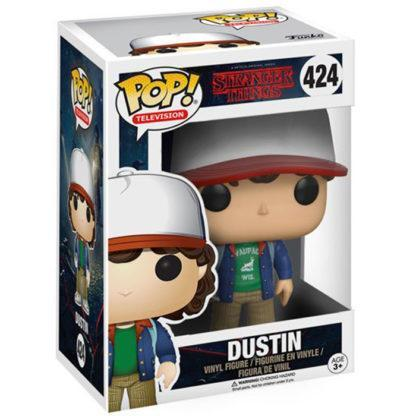 Figurine Funko Pop 424 Dustin (Stranger Things)