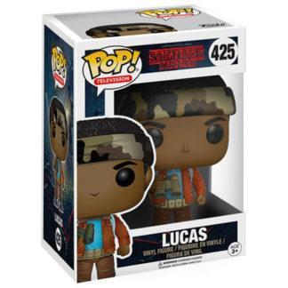 Figurine Funko Pop 425 Lucas (Stranger Things)