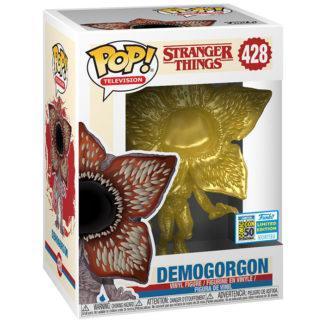 Figurine Funko Pop 428 Demogorgon Gold (Stranger Things)