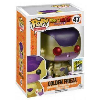 Figurine Funko Pop 47 Golden Frieza Metallic Chase (Dragon Ball Z)