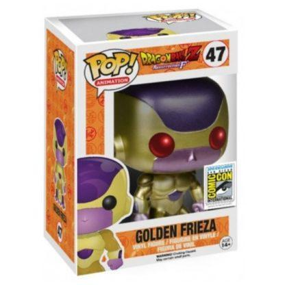 Figurine Funko Pop 47 Golden Frieza Metallic Chase (Dragon Ball Z)