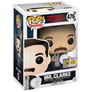 Figurine Funko Pop 476 Mr. Clarke (Stranger Things)