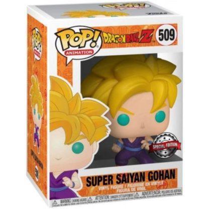 Figurine Funko Pop 509 Super Saiyan Gohan (Dragon Ball Z)