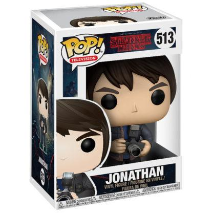 Figurine Funko Pop 513 Jonathan (Stranger Things)
