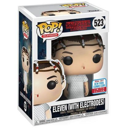 Figurine Funko Pop 523 Eleven with Electrodes (Stranger Things)