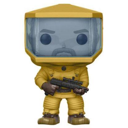 Figurine Funko Pop 525 Hopper Biohazard Suit (Stranger Things)