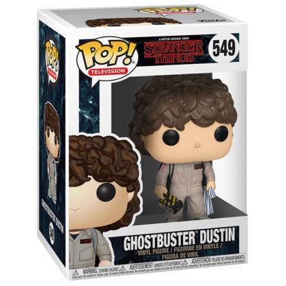Figurine Pop 549 Ghostbuster Dustin (Stranger Things)