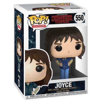Figurine Funko Pop 550 Joyce (Stranger Things)