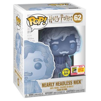 Figurine Funko Pop 62 Nearly Headless Nick Glows in the Dark (Harry Potter) 1