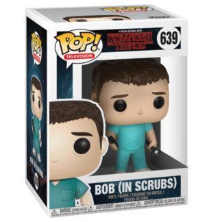 Figurine Funko Pop 639 Bob in Scrubs (Stranger Things)