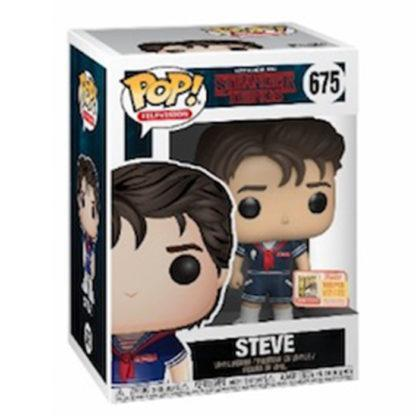 Figurine Funko Pop 675 Steve (Stranger Things)