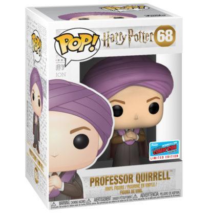 Figurine Funko Pop 68 Professor Quirrell (Harry Potter)