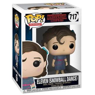 Figurine Funko Pop 717 Eleven Snowball Dance (Stranger Things)