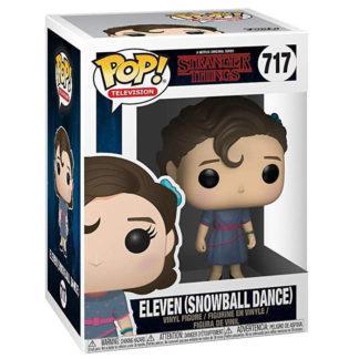 Figurine Funko Pop 717 Eleven Snowball Dance (Stranger Things)