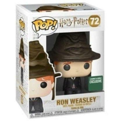 Figurine Funko Pop 72 Ron Weasley (Harry Potter)
