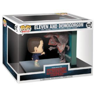 Figurine Funko Pop 727 Eleven and Demogorgon (Stranger Things)
