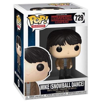 Figurine Funko Pop 729 Mike Snowball Dance (Stranger Things)