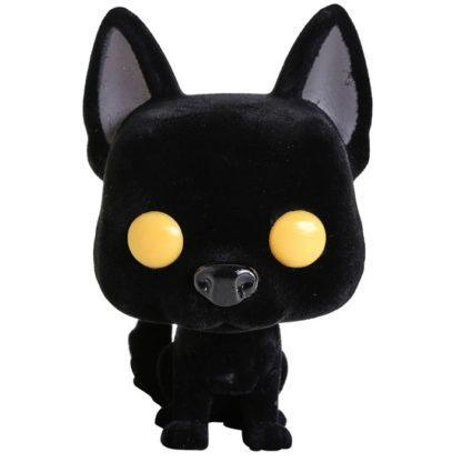 Figurine Funko Pop 73 Sirius Black as Dog Flocked (Harry Potter)