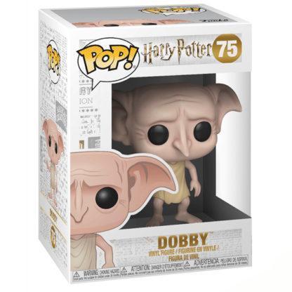 Figurine Funko Pop 75 Dobby (Harry Potter)