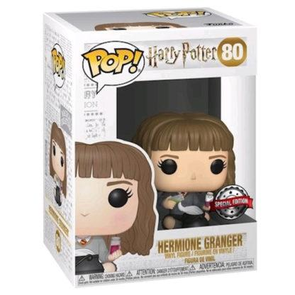 Figurine Funko Pop 80 Hermione Granger (Harry Potter)