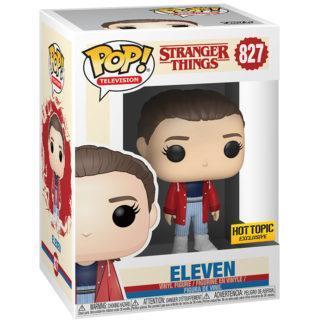 Figurine Funko Pop 827 Eleven (Stranger Things)